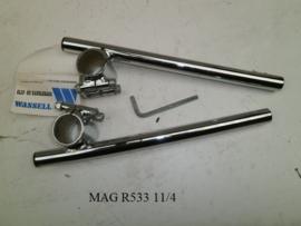 Clip-ons  HB400 Ø 38 mm