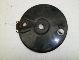 Rear Brake Plate Norton