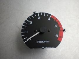 Tachometer  /  Toerenteller