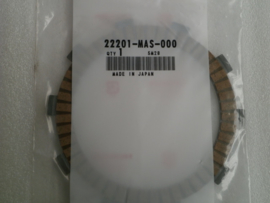 Disk Friction Clutch