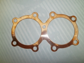 Copper Head Gasket 9 holes