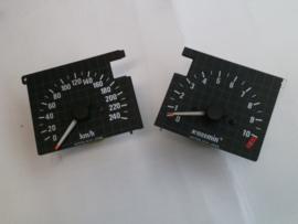 Set Speedo & Tacho Meter