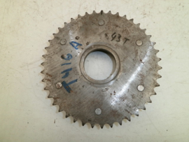 Clutch Housing Sprocket 43T