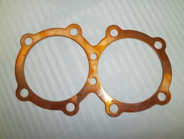 Copper Head Gasket  10 holes