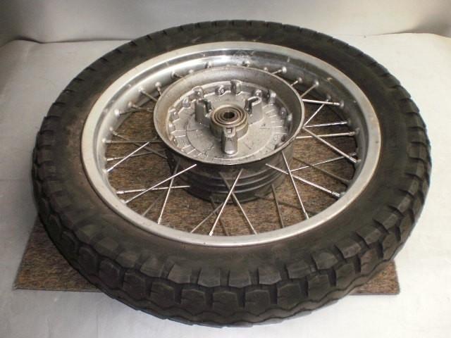 Aluminum rear Wheel