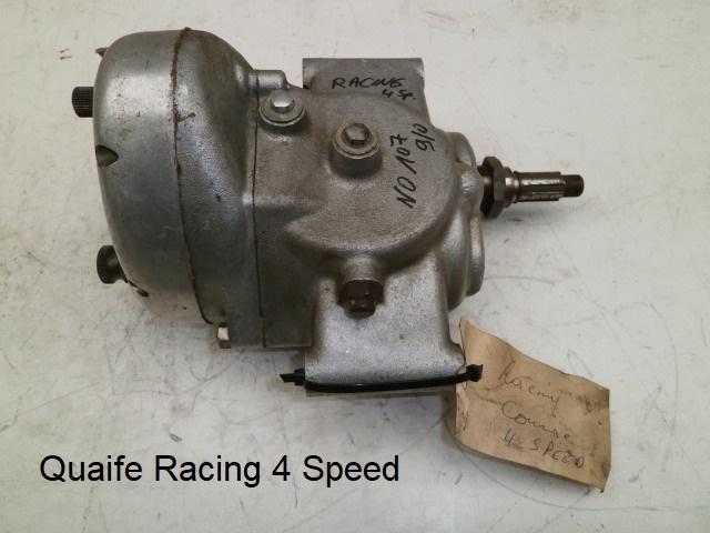 Quaife Racing 4 Speed