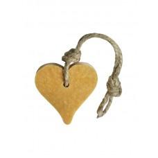 Hart 55 gram goudkleurig parfum patchouli ylang ylang