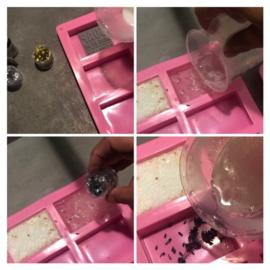 Workshop zeepjes maken