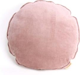 Kussen rond Imbarro Danio pink