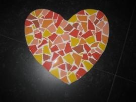 mozaiekpakket hart