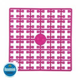 pixelmatje roze 220