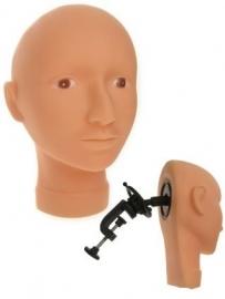trainingsface oefenhoofd plus masker en tafelsteun