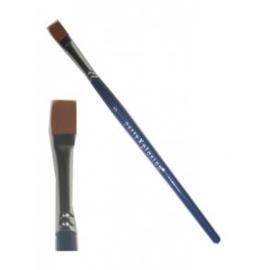 PXP plat penseel maat 6  (40074) 9mm
