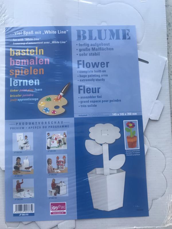 bloem van karton