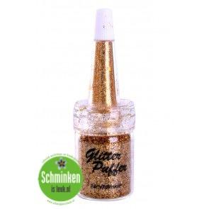 glitter puffer 5 ml goud