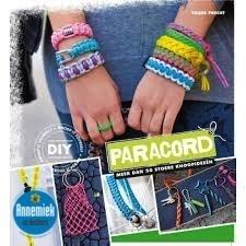 """Paracord """"knoop it yourself"""" voor iedereen"""