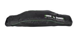 Raven Taster Plus Black/Green 155cm Snowboard bag