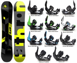 Pathron Blade  2020 Snowboard + Bindings