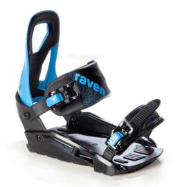 Raven S200 Blue 2020 Snowboard Bindingen