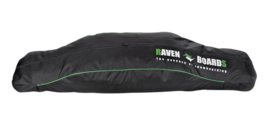 Raven Taster Plus Black/Green 168cm Snowboard bag