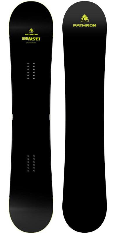 Pathron Sensei Limited Camrocker 2020 Snowboard
