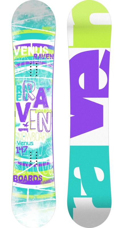Raven Venus 2019 Snowboard
