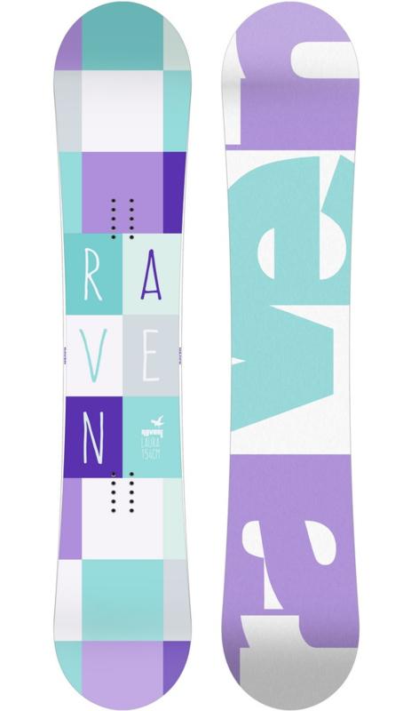 Raven Laura 2020 Snowboard