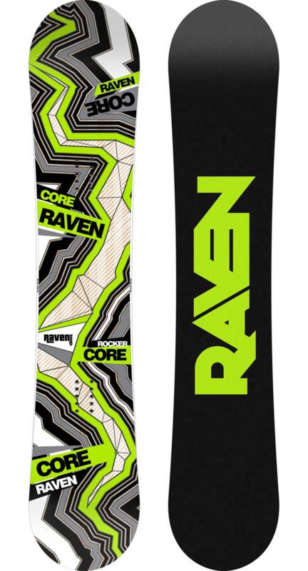 Raven Core Carbon 2020 Snowboard