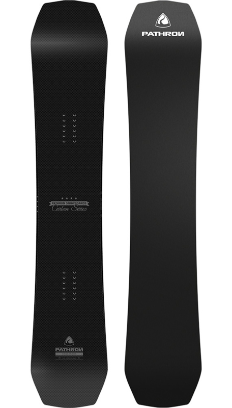 Pathron Carbon Silver 2020 Snowboard