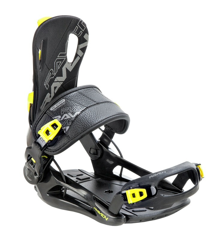 Raven FT270 Fastec Lemon 2020 snowboard bindingen