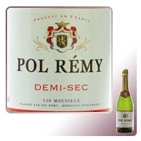 Pol Rémy Démi-sec  € 4,50 per fles