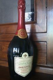 Charles Lafitte Brut € 26,= per fles