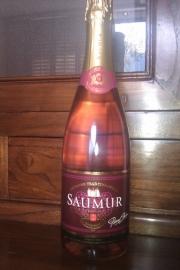 Pierre Chanau Saumur (Crémant) Brut Rosé € 8,= per fles