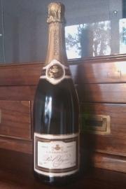 Bel` Vigne Blanc de Noirs € 20,= per fles