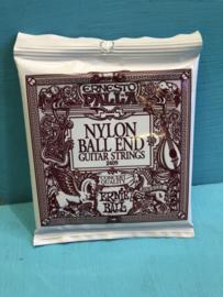 Ernie Ball Ernesto Palla Nylon Ball End Guitar Strings