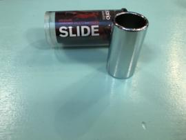 D'Addario chrome slide