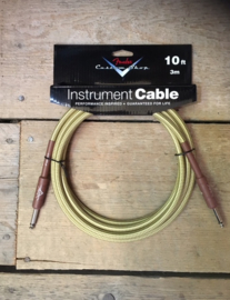 Fender Custom Shop 3 M  Tweed Instrument Cable