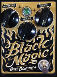 Dr No Black Magic bass distortion