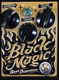 Dr No Black Magic bass distortion
