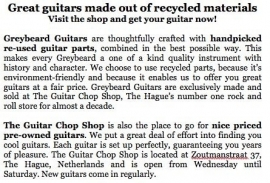 Grey Beard Guitars
