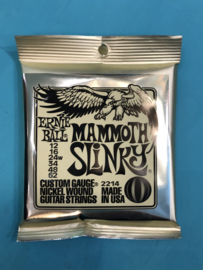 Ernie Ball Mammoth Slinky 12-62