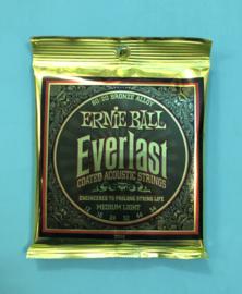 Ernie ball Everlast medium light 12-54