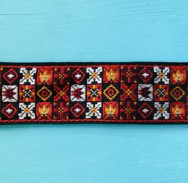 Souldier strap Woodstock - Red