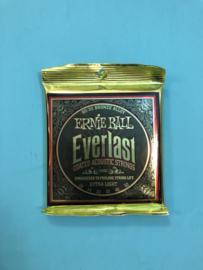 Ernie Ball Everlast extra light 10-50
