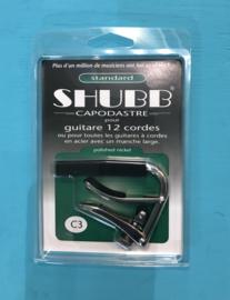 Shubb capodaster 12 snaar