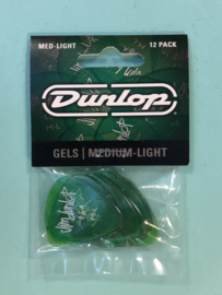 Dunlop Gels Medium Light Picks