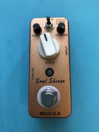 Mooer Soul Shiver, Multi-Modulation Pedal, Micro Series