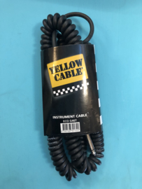 Yellow instrument cable