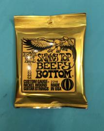 Ernie Ball Skinny top Beefy bottom