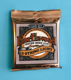Earthwood Ernie Ball 12-string Light  9